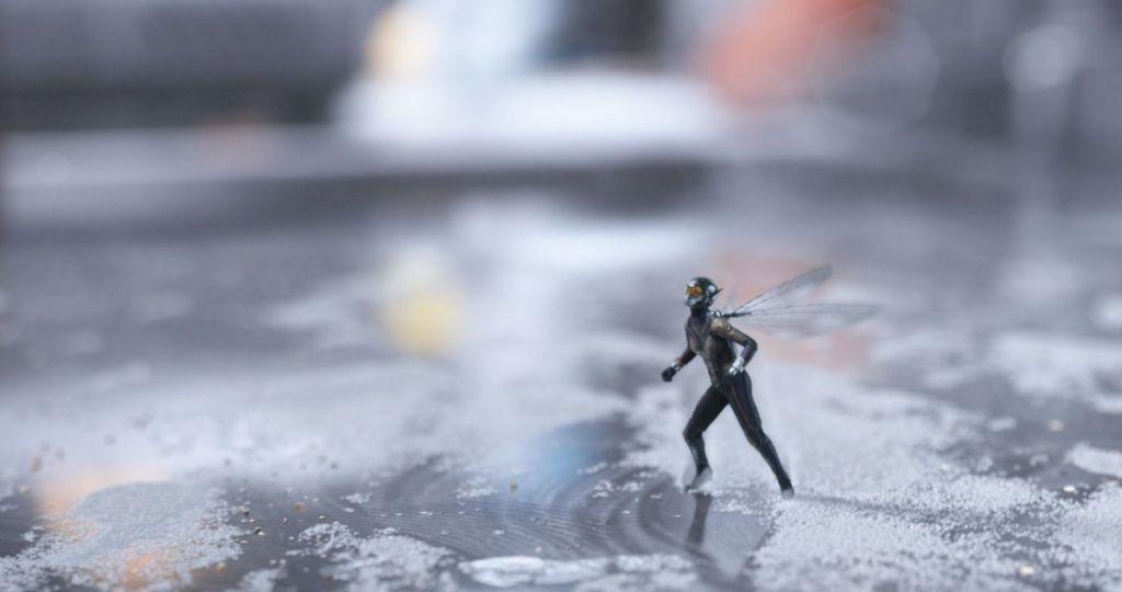 ant-man i osa recenzja