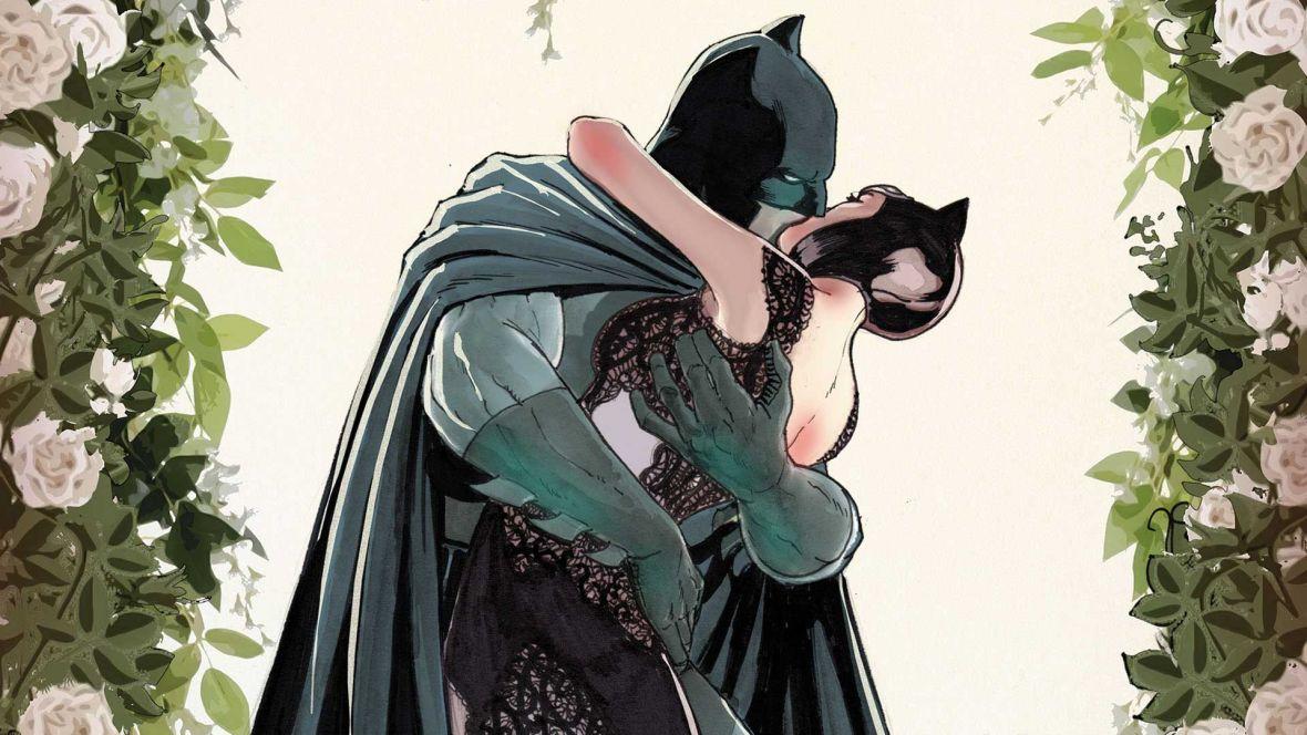 Batman się żeni, czyli Royal Wedding dla geeków i nerdów. Były emocje i łzy szczęścia, został niedosyt