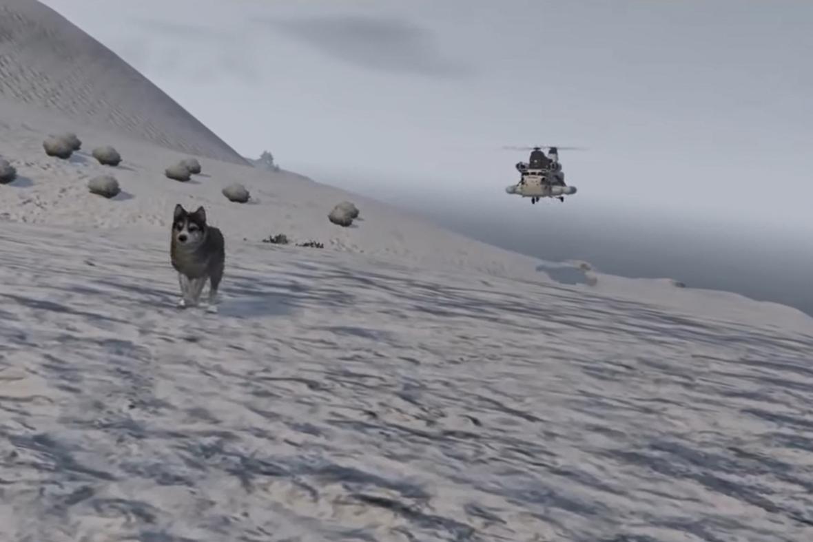Fan horrorów postanowił odtworzyć kultowy film Coś… w silniku do gry GTA V