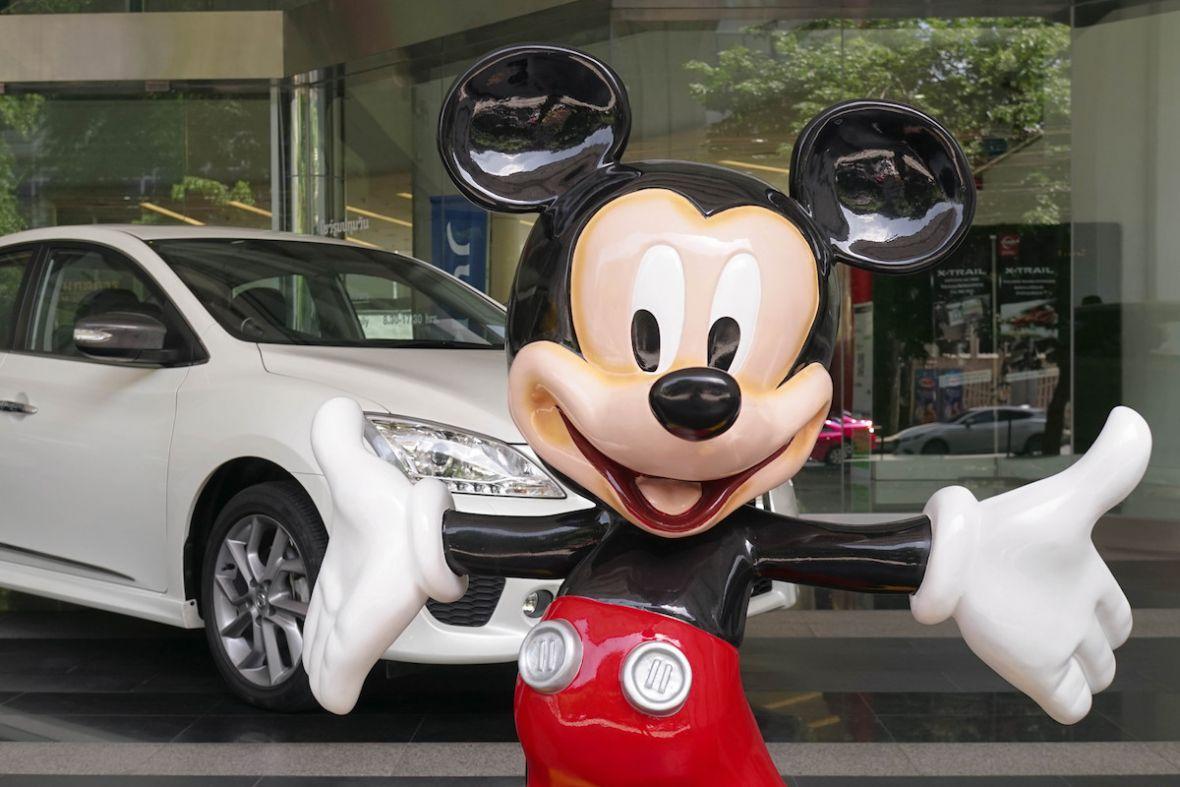 Disney znowu jest bogatszy od Netfliksa, ale to nie jest zasługa Myszki Miki