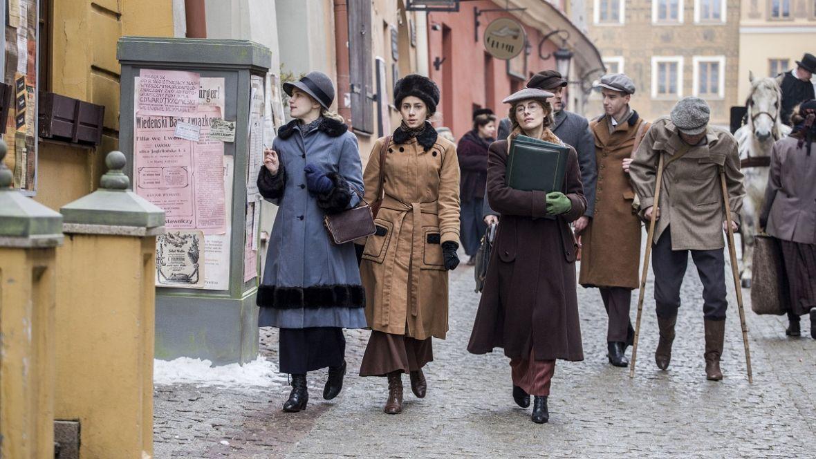 Serial Drogi wolności to dowód na to, że Telewizja Polska znalazła swój przepis na sukces