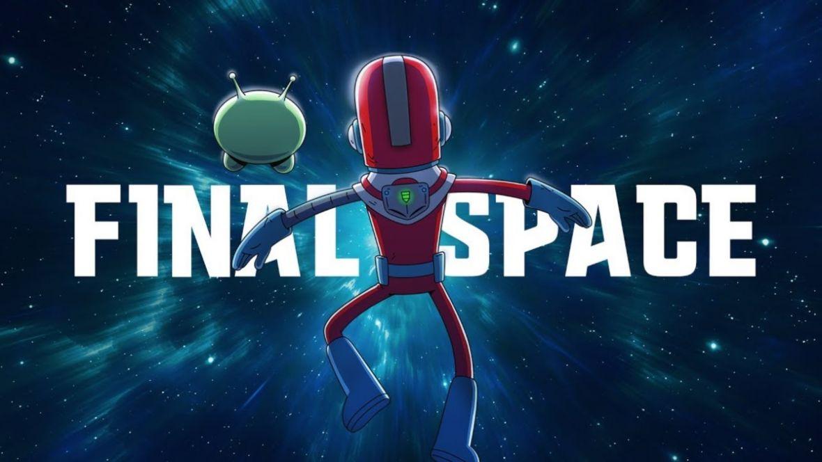 Final Space ma potencjał, aby stać się drugą Futuramą