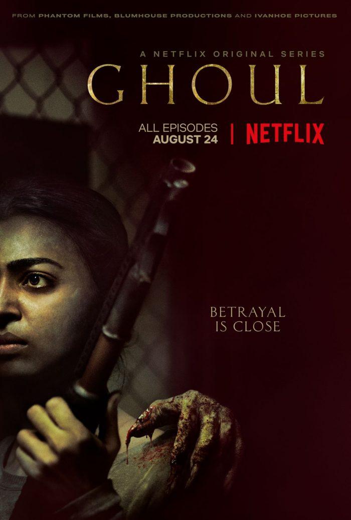 Ghoul horror Netflix