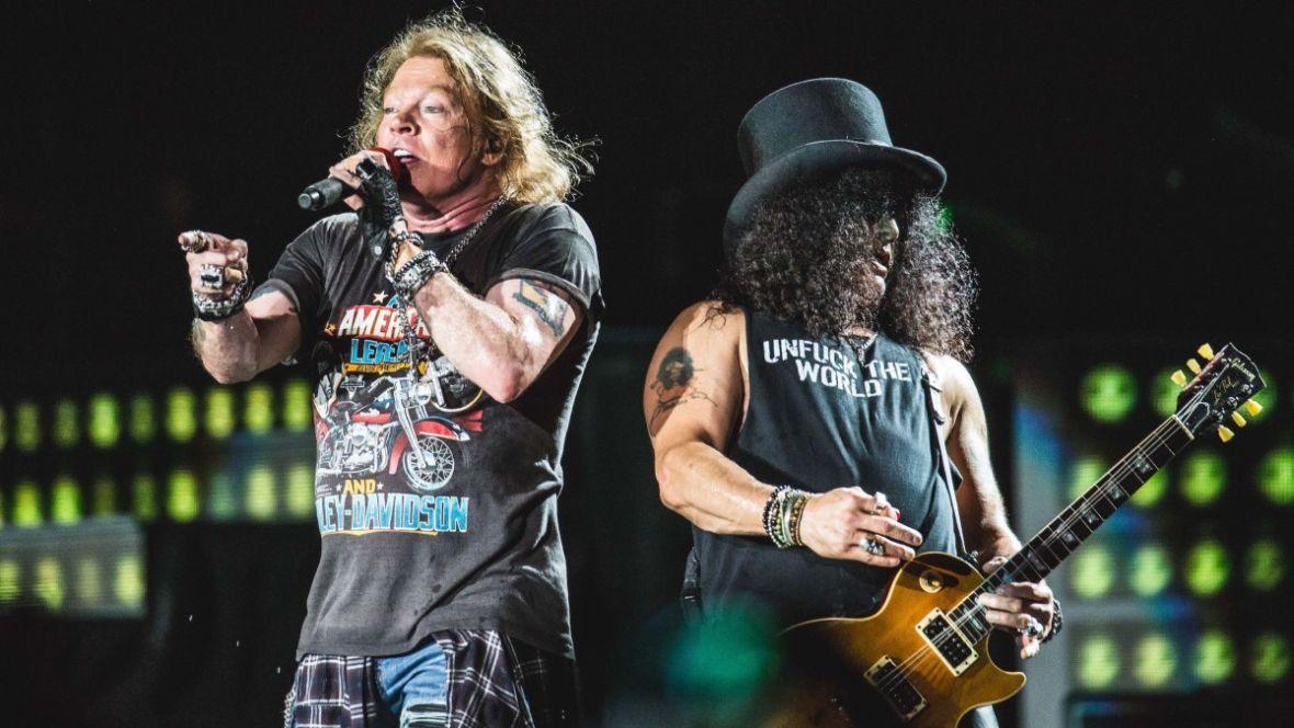 To już dziś! Guns N' Roses zagra w Polsce na swojej największej trasie koncertowej w historii