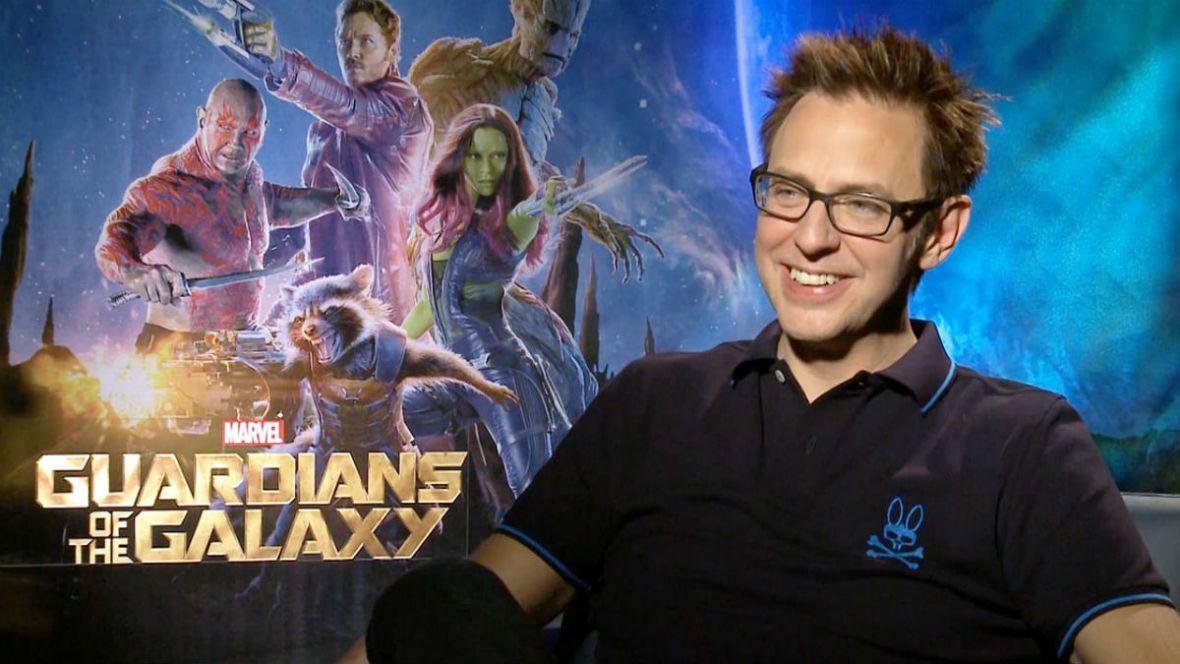 James Gunn musi wrócić! Celebryci i fani stają w obronie zwolnionego reżysera