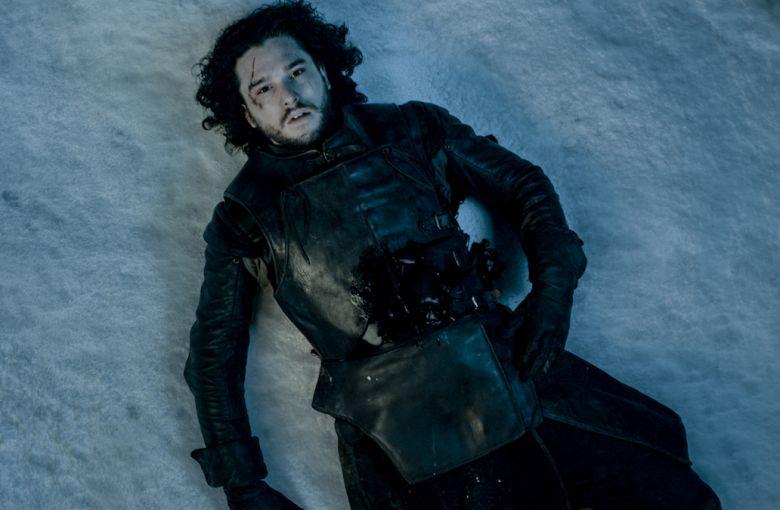 To już koniec Jona Snowa w Grze o tron