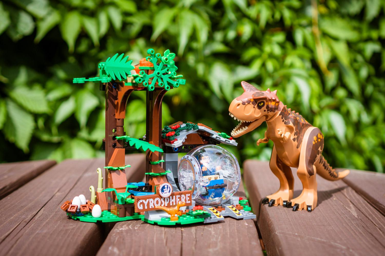 Lego Jurassic World W Praktyce Czyli Sprawdzamy Dinozaury Z Klocków