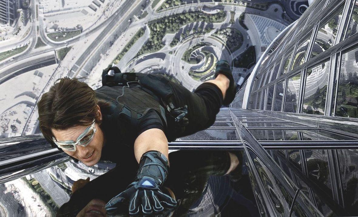 6 najlepszych scen z serii Mission: Impossible. Sprawdź, czy pamiętasz wszystkie