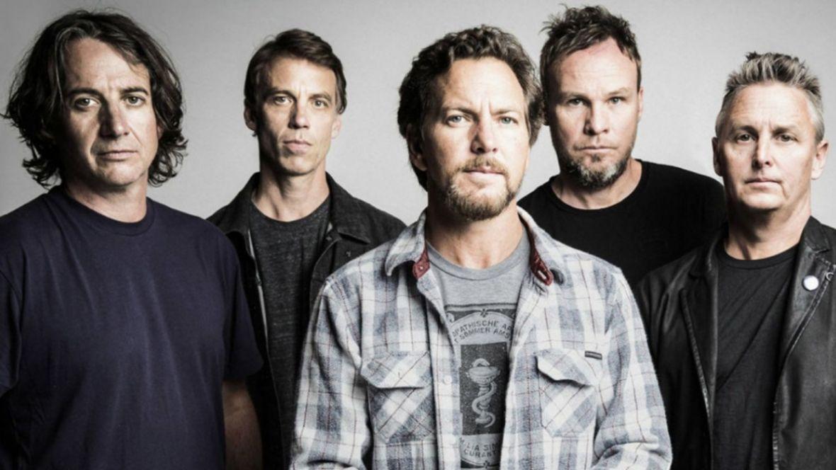 Pearl Jam wspiera polski protest. Zespół zagra dziś w krakowskiej Tauron Arenie