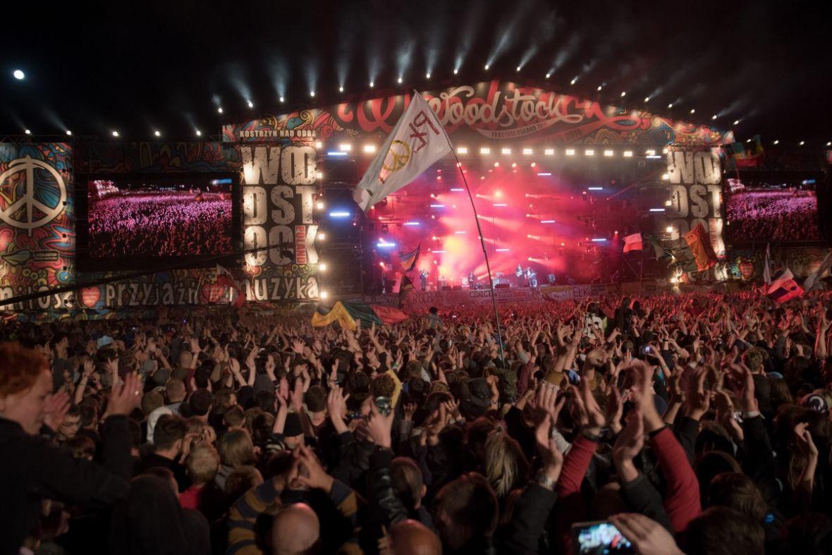Festiwal Pol'and'rock już dawno nie był tak bliski temu, co reprezentował sobą amerykański Woodstock