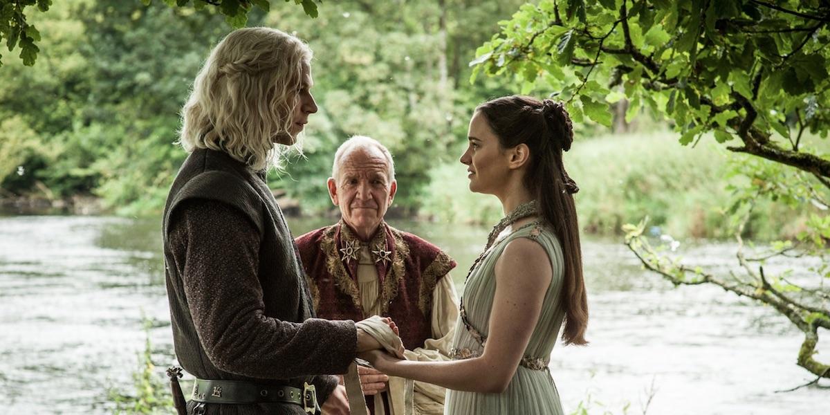 Gra o tron Rhaegar i Lyanna