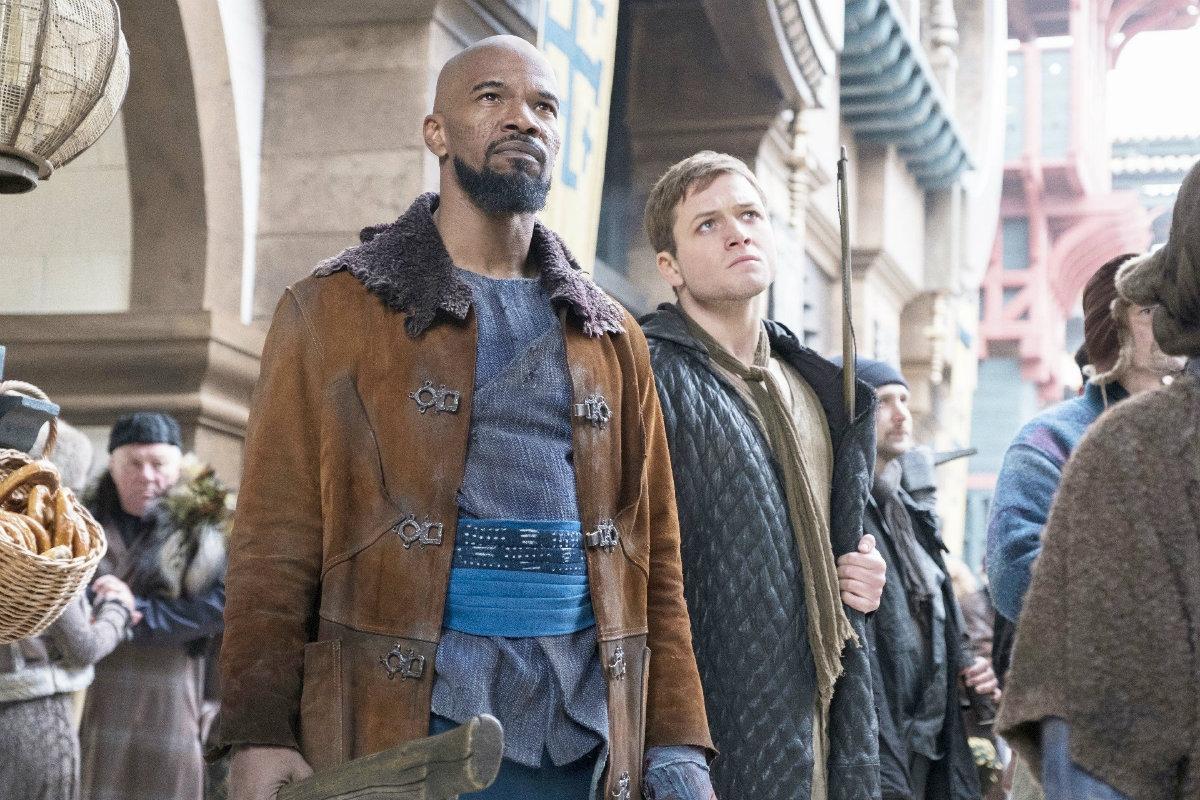Robin Hood: Początek zwiastun