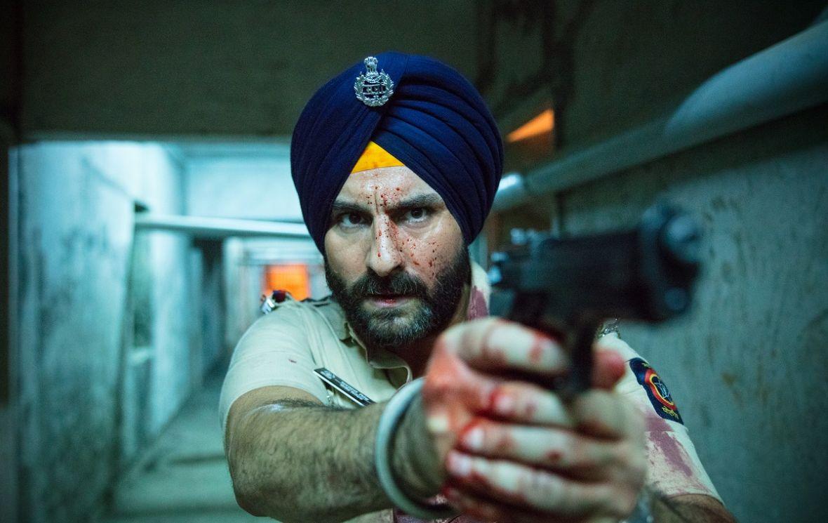 Sacred Games na Netfliksie. Pierwszy indyjski serial kryminalny obejrzysz już teraz w serwisie