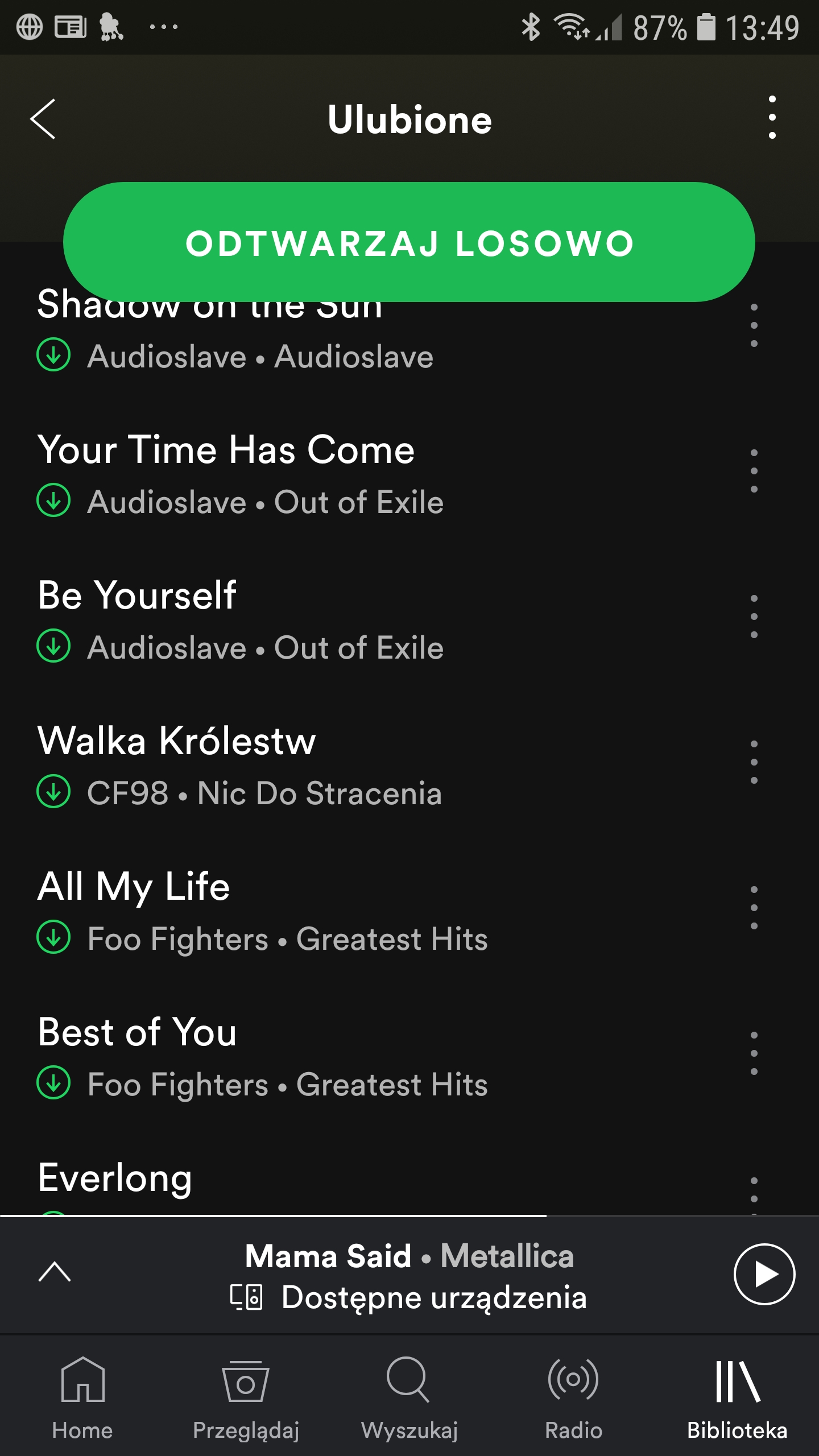 how to make a playlist on spotify android