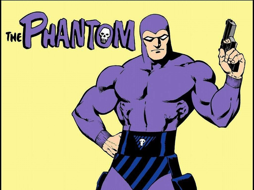 superbohaterowie 3 the phantom