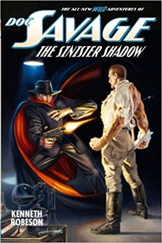 superbohaterowie 6 doc savage the shadow