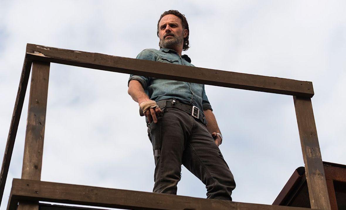 Rick z The Walking Dead wcale nie musi umrzeć. Andrew Lincoln woli inne rozwiązanie