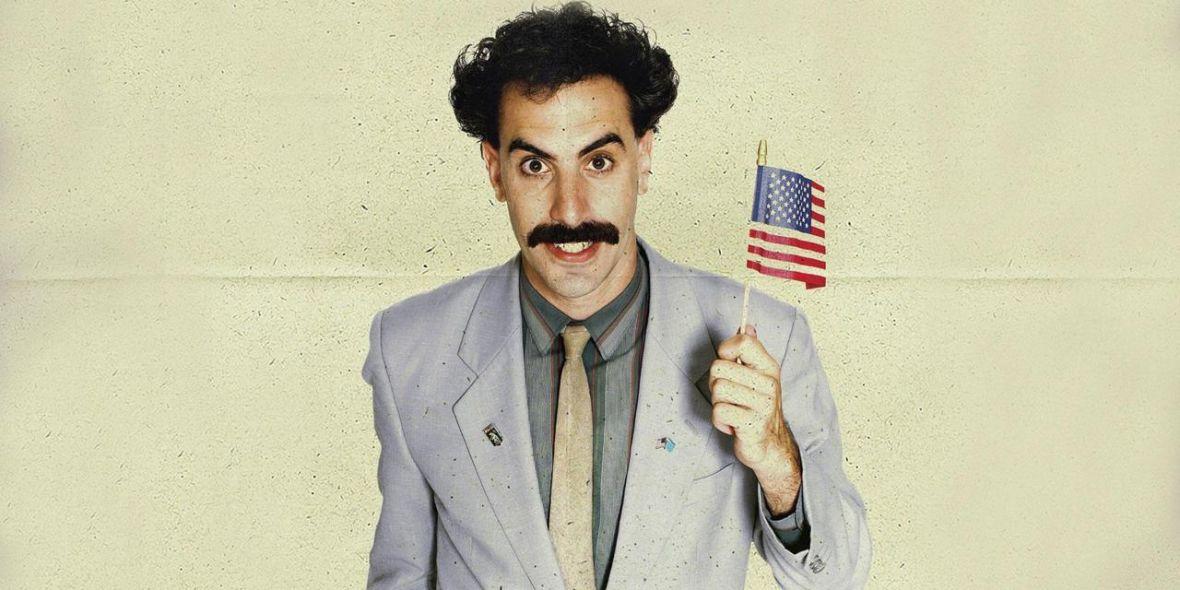 Wielki powrót Borata, czyli Sacha Baron Cohen bierze się za Amerykę. Program już dostępny w HBO GO