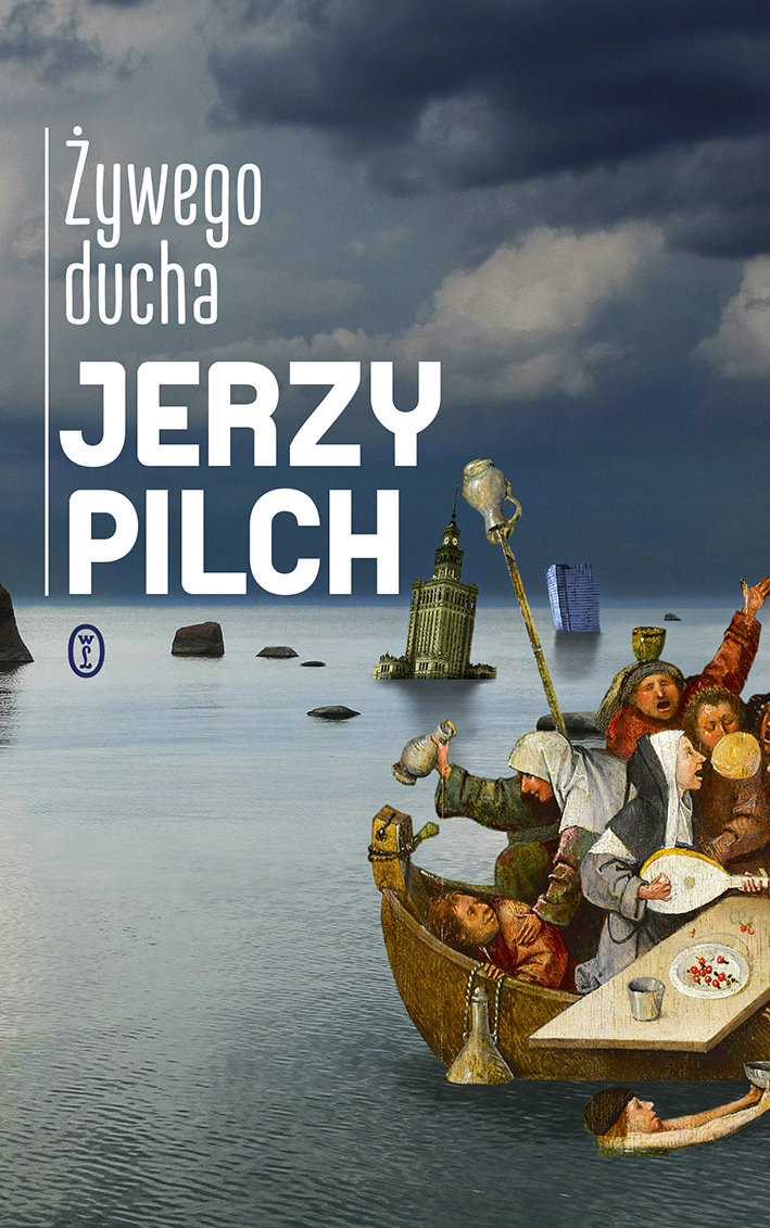 Żywego ducha Jerzy Pilch recenzja