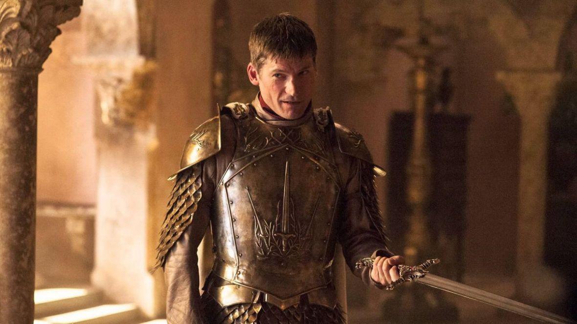 Jaime Lannister opowiada o finale Gry o tron. Przy okazji żartuje sobie z Gendry'ego i wydarzeń z 7. serii