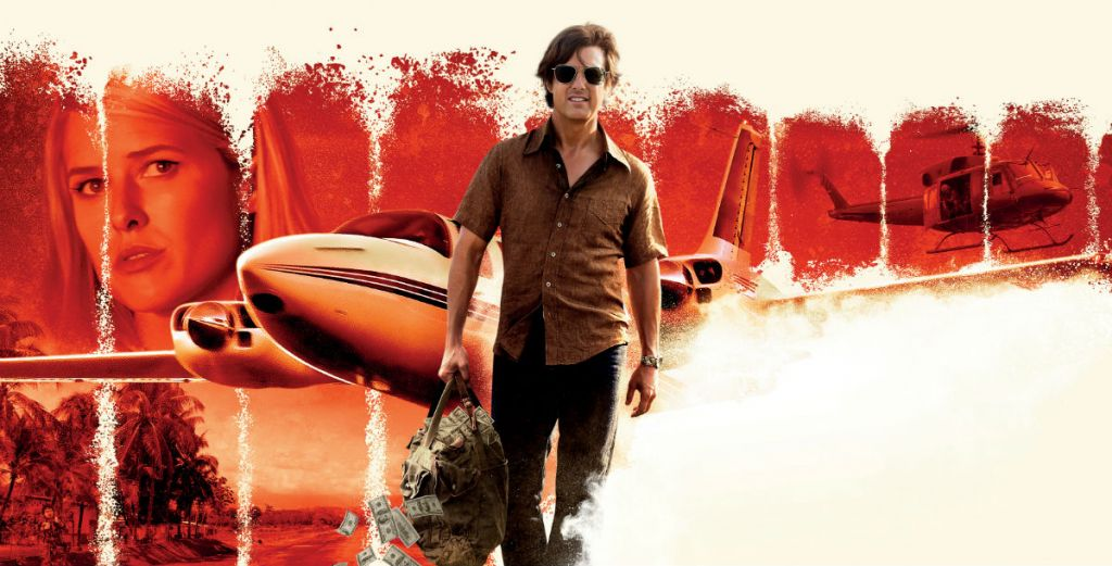 barry seal tom cruise