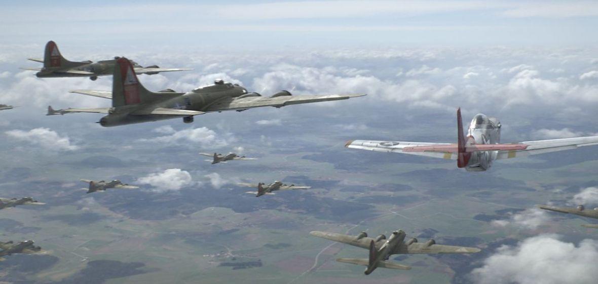 Najlepsze bitwy powietrzne w historii kina. Te filmy trzeba zobaczyć
