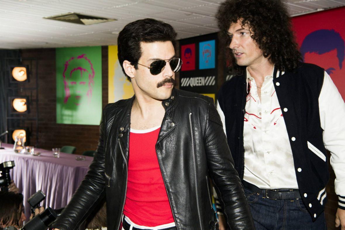 Charakteryzacja w Bohemian Rhapsody zasługuje na nominację do Oscara. Zobacz nowe zdjęcia z filmu
