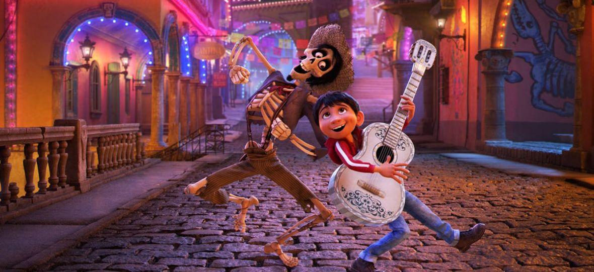 Jedna z najpiękniejszych animacji Pixara już w HBO GO. W serwisie można oglądać oscarowy film Coco