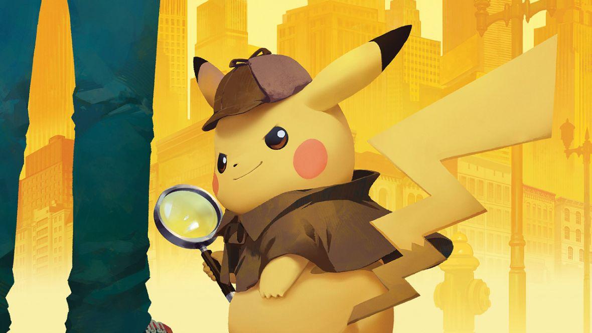 Godzilla i Detektyw Pikachu wracają do wytwórni Warner Bros.