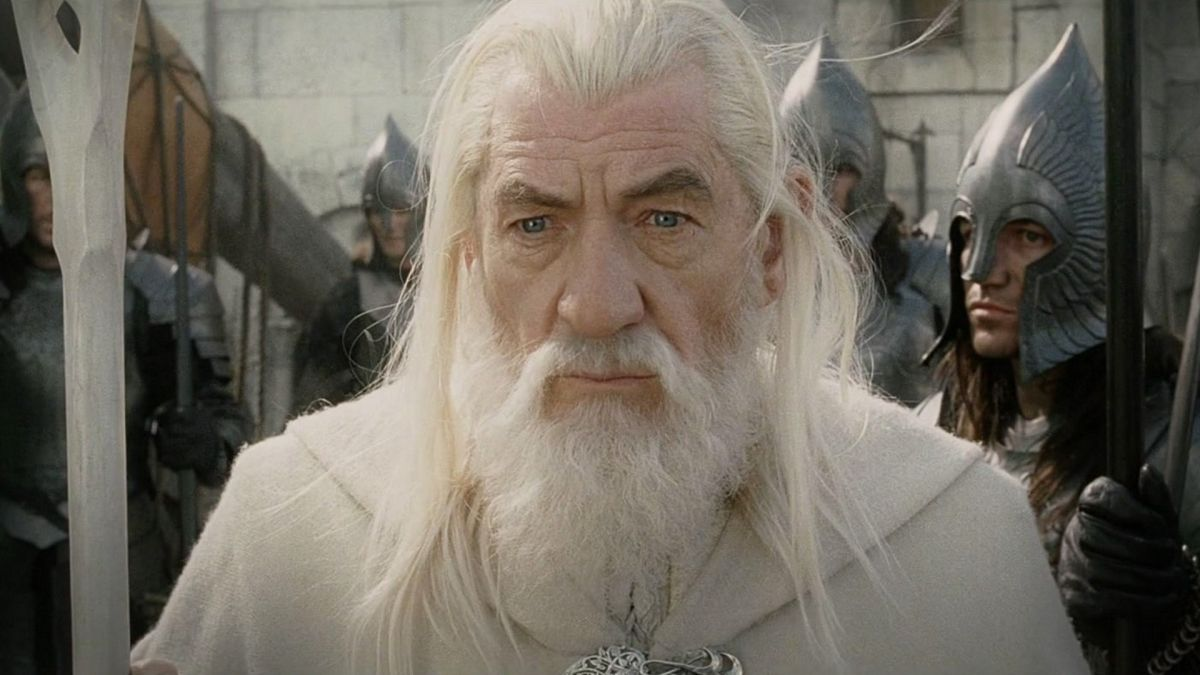 gra o tron jon snow gandalf wladca pierscieni