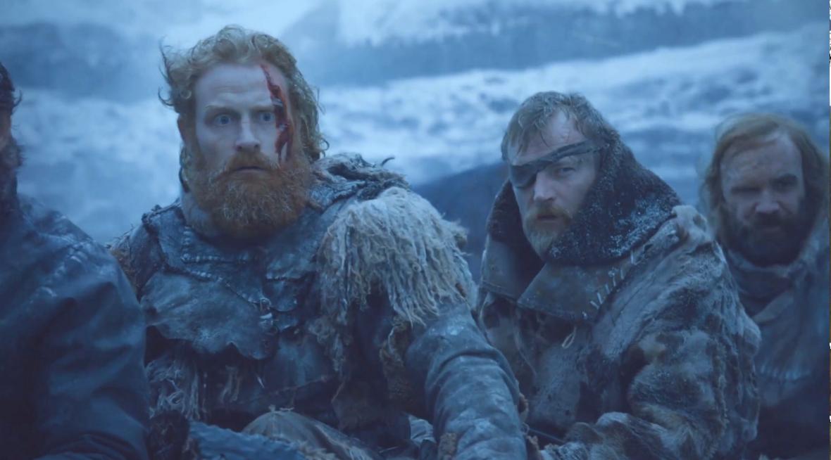 Gra o tron: Tormund i Beric przeżyli finał siódmego sezonu. Tak sugeruje oficjalny scenariusz