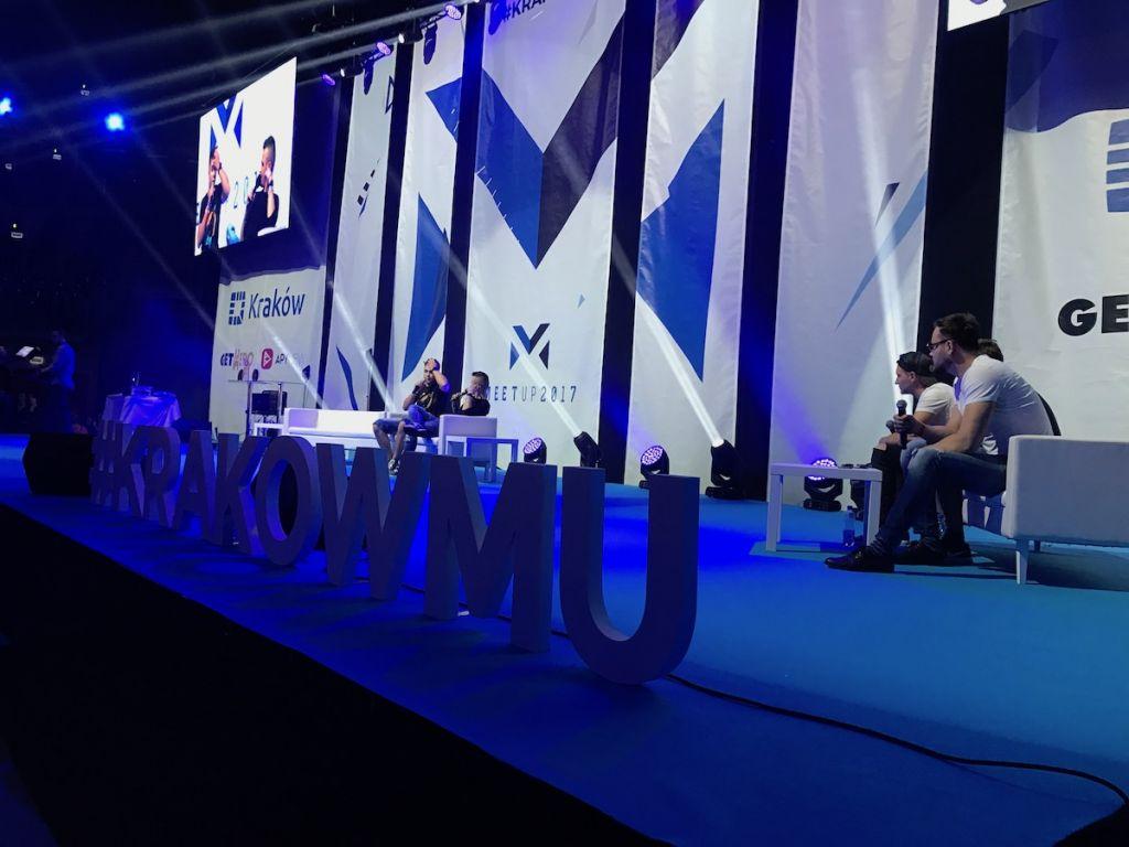meetup 2018 youtube Kraków