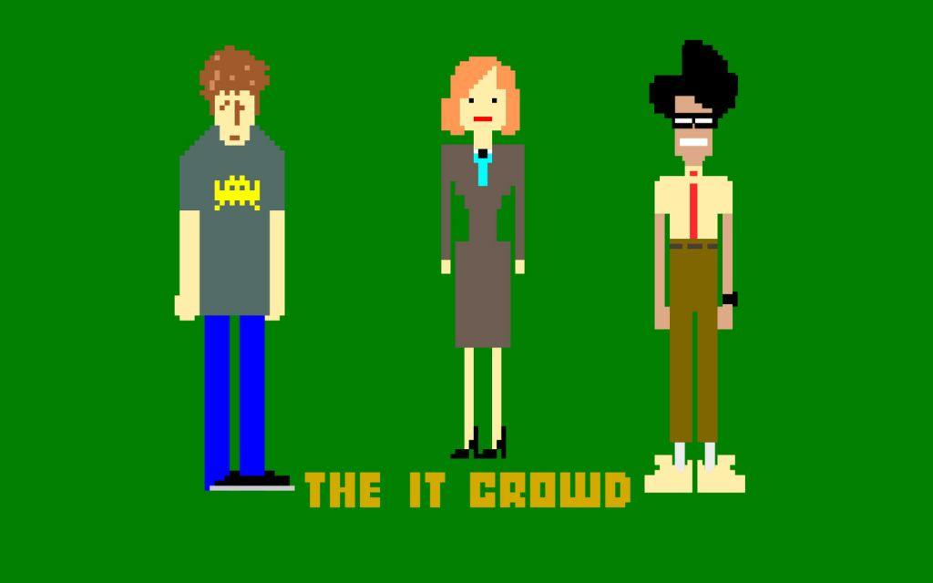 najlepsze seriale dla geeków i nerdów the it crowd