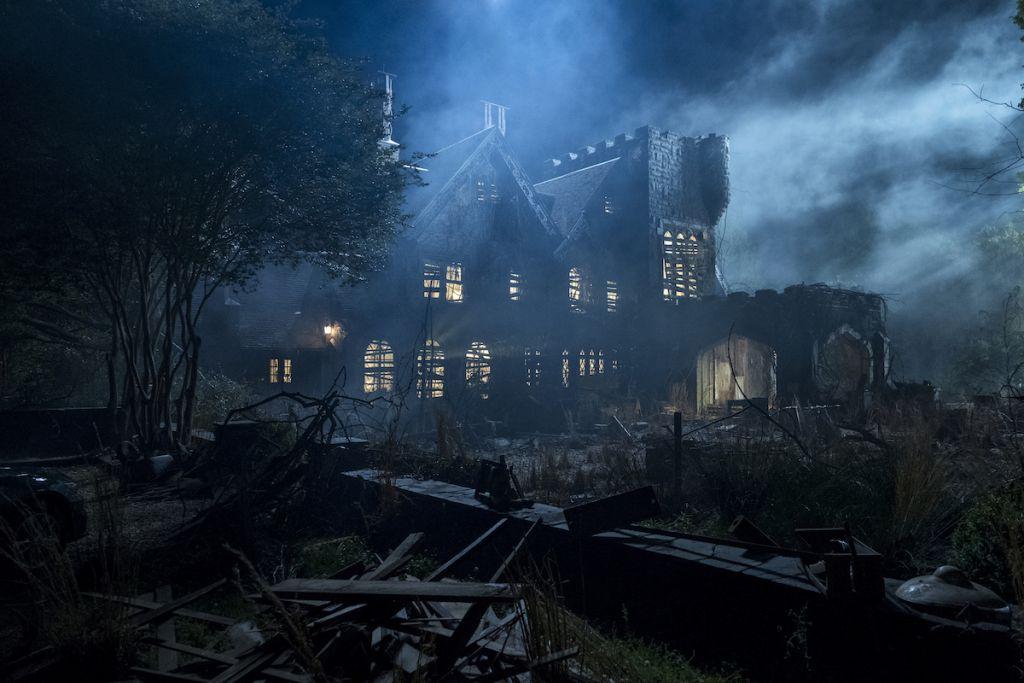 nawiedzony dom na wzgórzu netflix serial The Haunting of Hill House