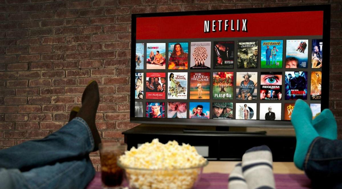 Netflix popularność wypożyczalnia DVD