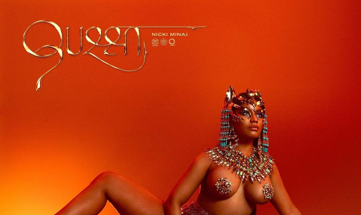 Nicki Minaj nabrała fanów. Płyta Queen dostępna tydzień przed planowaną premierą