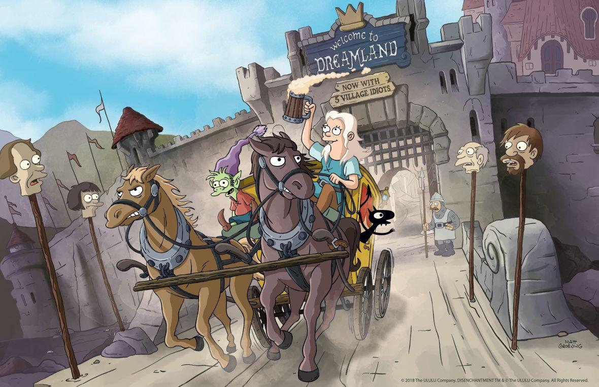 Nowy serial animowany Netfliksa próbuje być jak BoJack Horseman. Rozczarowani – recenzja