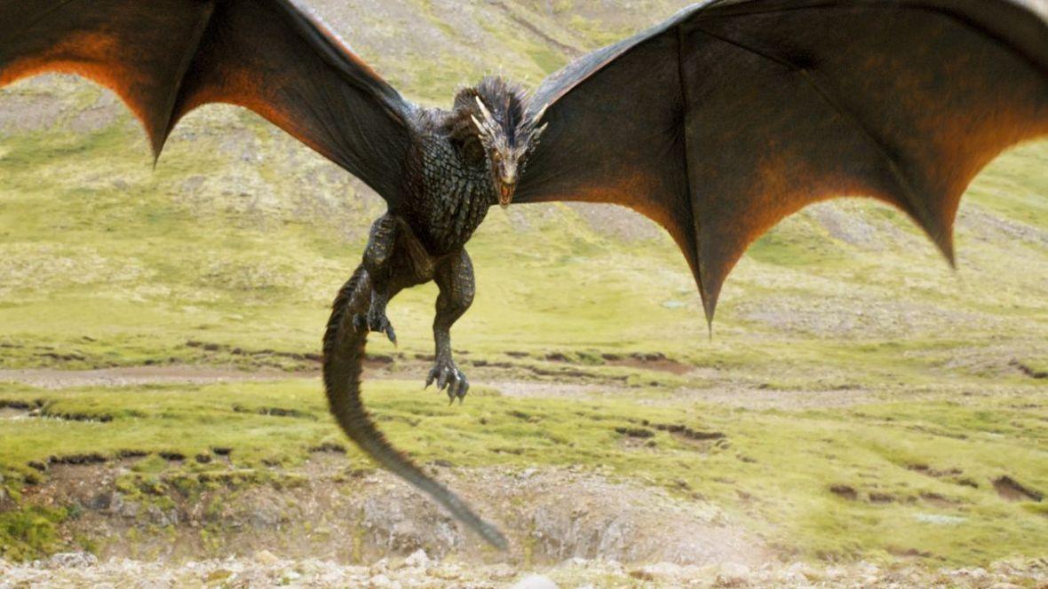 Fragment scenariusza Gry o tron ujawnił, czym stał się dawny smok Daenerys