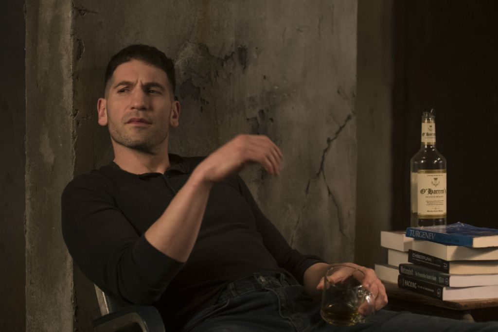 The Punisher 2 sezon zdjęcia z planu
