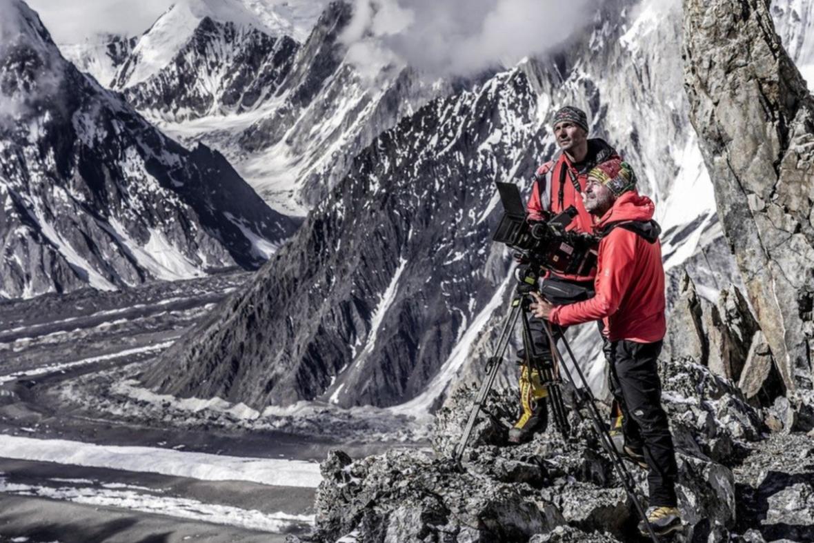 Broad Peak będzie wyglądał doskonale w kinie. To polski film kręcony w Himalajach