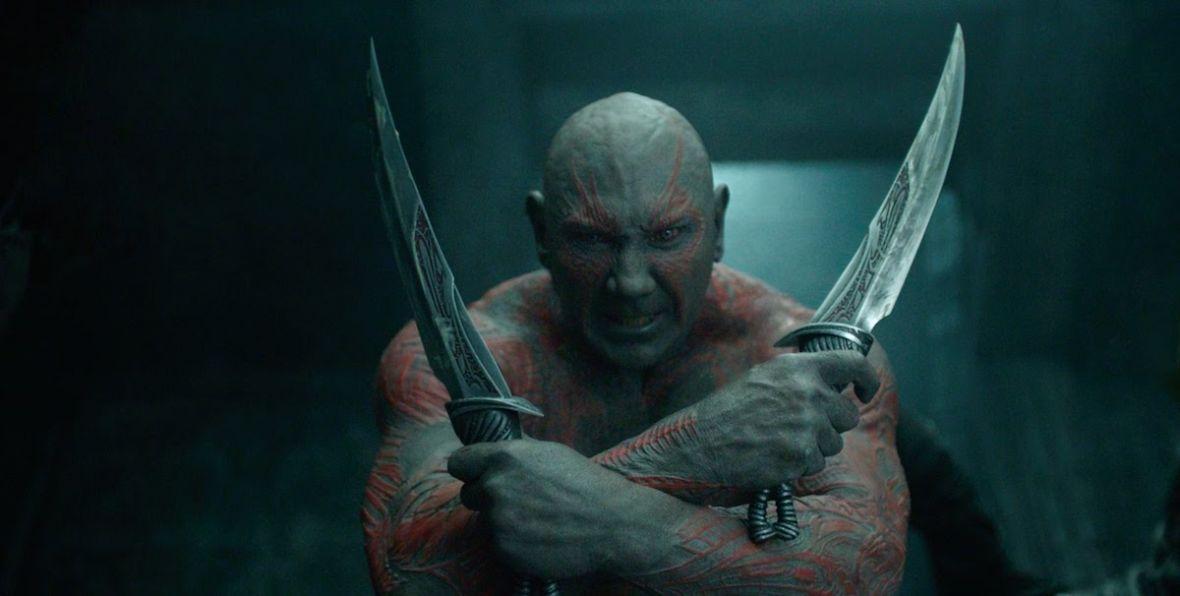 Przyszłość Draxa pod znakiem zapytania. Dave Bautista nie wie, czy chce dalej pracować z Disneyem