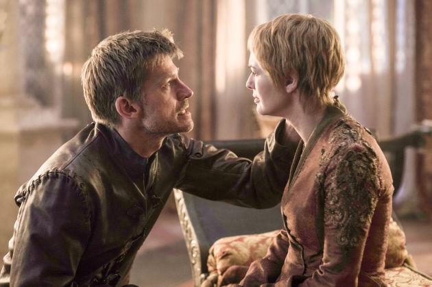 Pieśń Lodu i Ognia Jaime Cersei