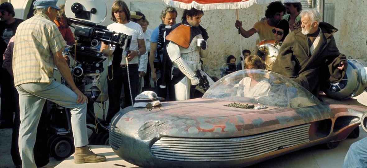 Jak oni to nakręcili #3: rewolucje w Gwiezdnych wojnach wynikały z oszczędności