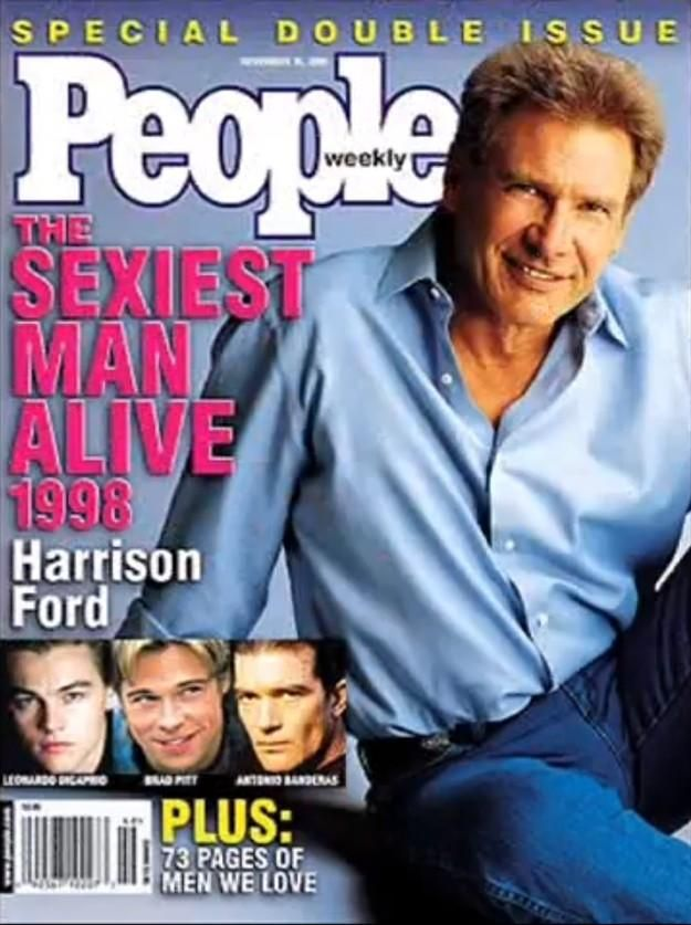 harrison ford people
