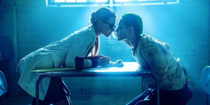 Harley Quinn filmy DC