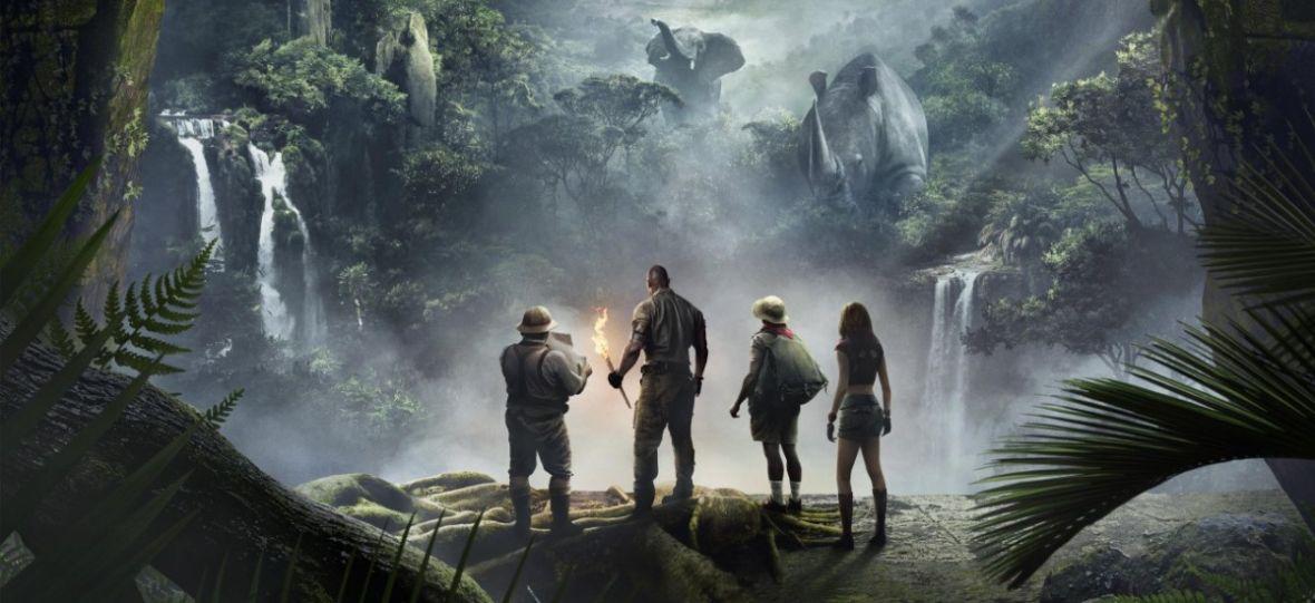 Jumanji: Przygoda w dżungli już dziś obejrzycie na HBO i HBO GO