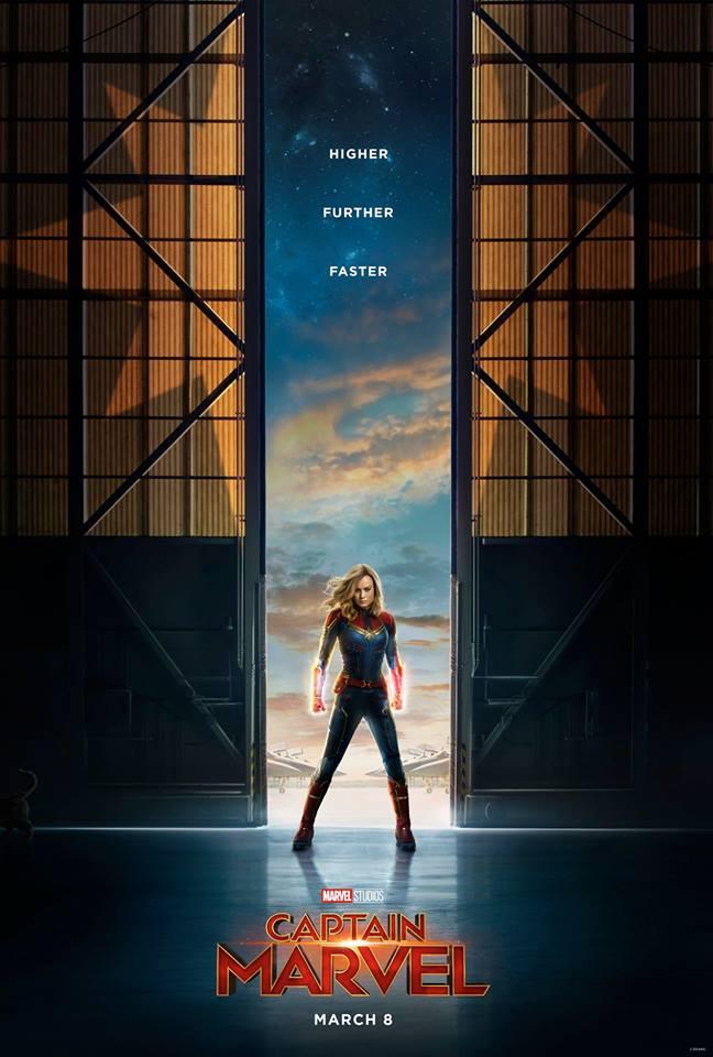 kapitan marvel trailer 2019 2