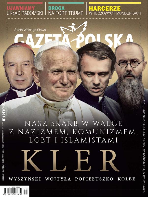 kler gazeta polska