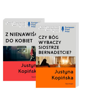 biedronka książki