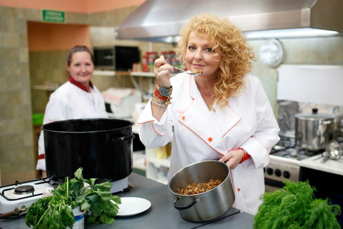 Kuchenne Rewolucje Co W Nowym Sezonie Programu Z Magda Gessler